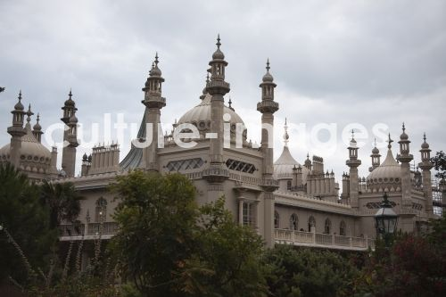 Royal Pavilion, Sussex, England