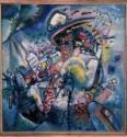 Wassily Wassiljewitsch Kandinsky, Moskau I. (Roter Platz)