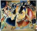 Wassily Wassiljewitsch Kandinsky, Improvisation mit kalten Formen