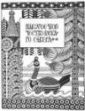 Iwan Jakowlewitsch Bilibin, Schmutztitel zum Artikel Volkskunst und Kunsthandwerk im Norden von Russland .