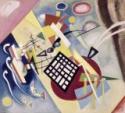 Wassily Wassiljewitsch Kandinsky, Schwarzer Raster