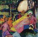 Wassily Wassiljewitsch Kandinsky, Weisser Klang