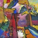 Wassily Wassiljewitsch Kandinsky, Studie für Improvisation V